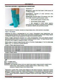 alesiavitman, sokker, garn og strikketøy: instruksjoner