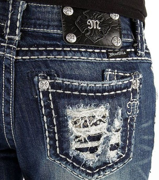 Miss me jeans; I need some! At least one pair! I don't care if its from a thrift shop! I just really need miss mes!