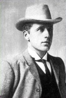 Portrait of A.B. (Banjo) Paterson