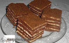 Marlenka recept fotóval