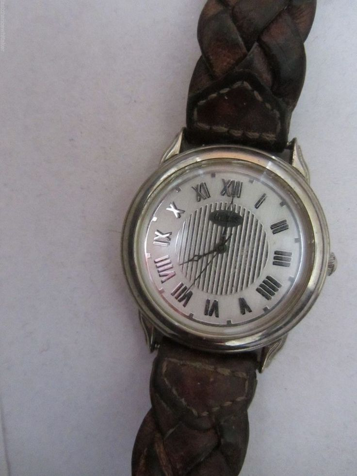 guess watch 1995 retro roman numeral dress casual needs band & battery nice #GUESS #Dress sale supports unbroken chain charity