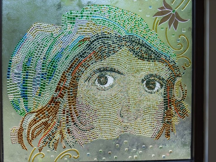 Zeugma fusing glass work.