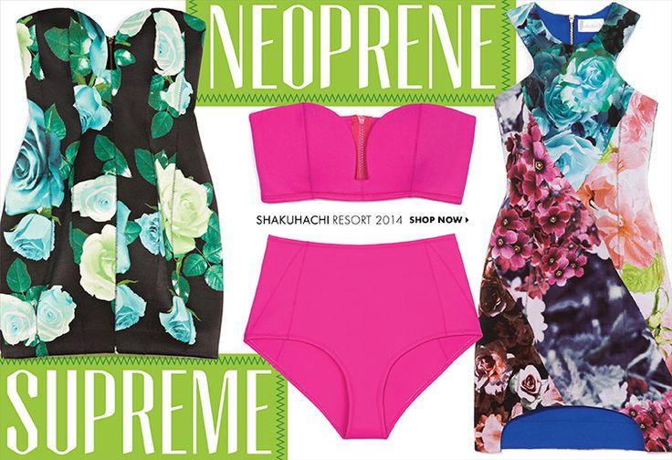 Neoprene Supreme | Moda Operandi