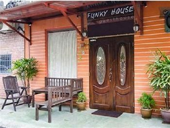 OopsnewsHotels - Funky House. Funky House is situated in Kuala Lumpur and offers free Wi-Fi. It is close to the area's tourist attractions and is within walking distance of Bukit Bintang Monorail Station.   There are a variety of facilities on offer to those staying at the guest house, including room service, a 24-hour reception and a currency exchange. It also provides a designated smoking area, a laundry service and parking.