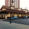 New Rochelle Metro-North Railroad Station, New Rochelle, NY