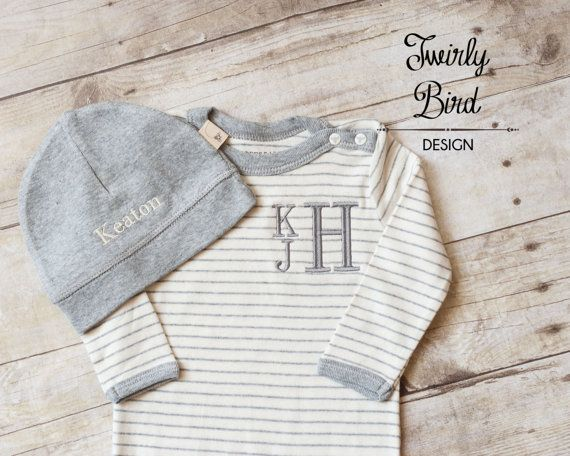 Baby Boy Outfit  Baby Shower Gift Boy  Organic Baby Baby