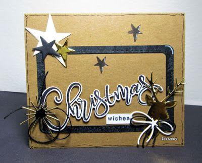 à la Kaart Blog: Christmas Wishes