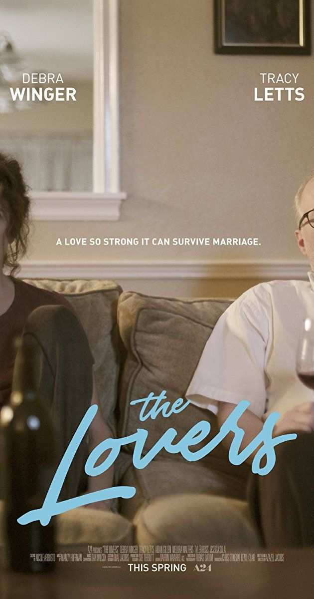 Directed by Azazel Jacobs. With Debra Winger, Tracy Letts, Aidan Gillen, Melora Walters. Debra Winger and Tracy Letts play a long-married, dispassionate couple who are both in the midst of serious affairs. But on the brink of calling it quits, a spark between them suddenly reignites, leading them into an impulsive romance.