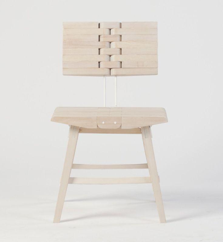 OSSA Chair By Johannessen/Clarke Design