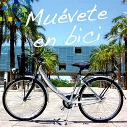 Прокат велосипедов в Бенидорме