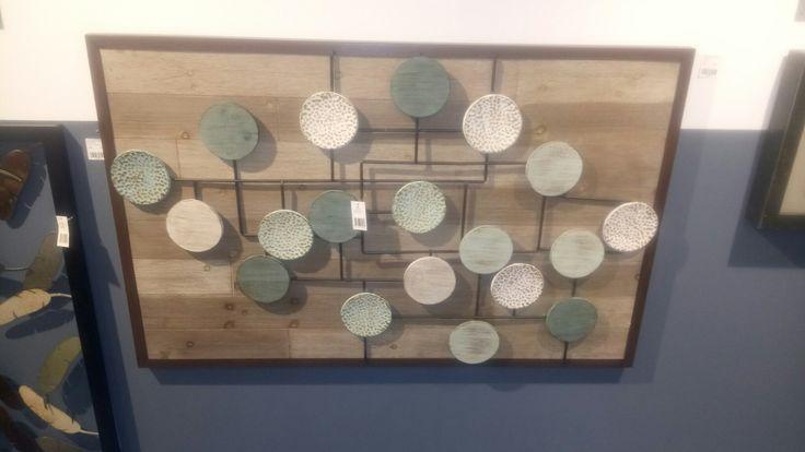 Onderzetters + houten plaat