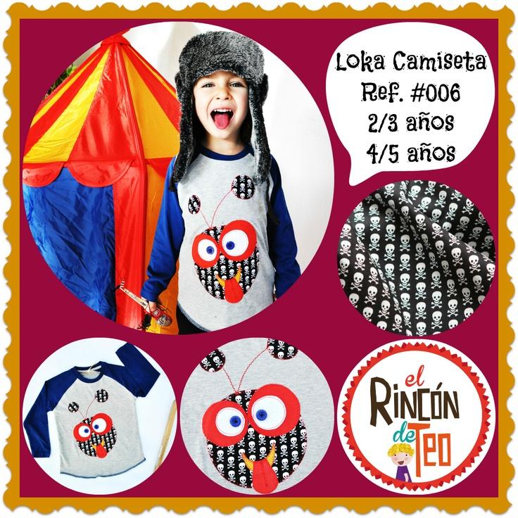 El Rincón de Teo: Lokas Camisetas Otoño/Invierno 2013!!! Por fin!!!