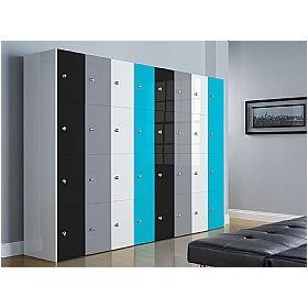 Glossbox Office Lockers
