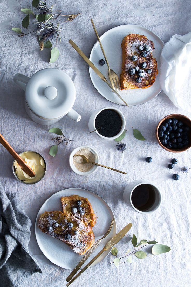 Carnets Parisiens - French Toast