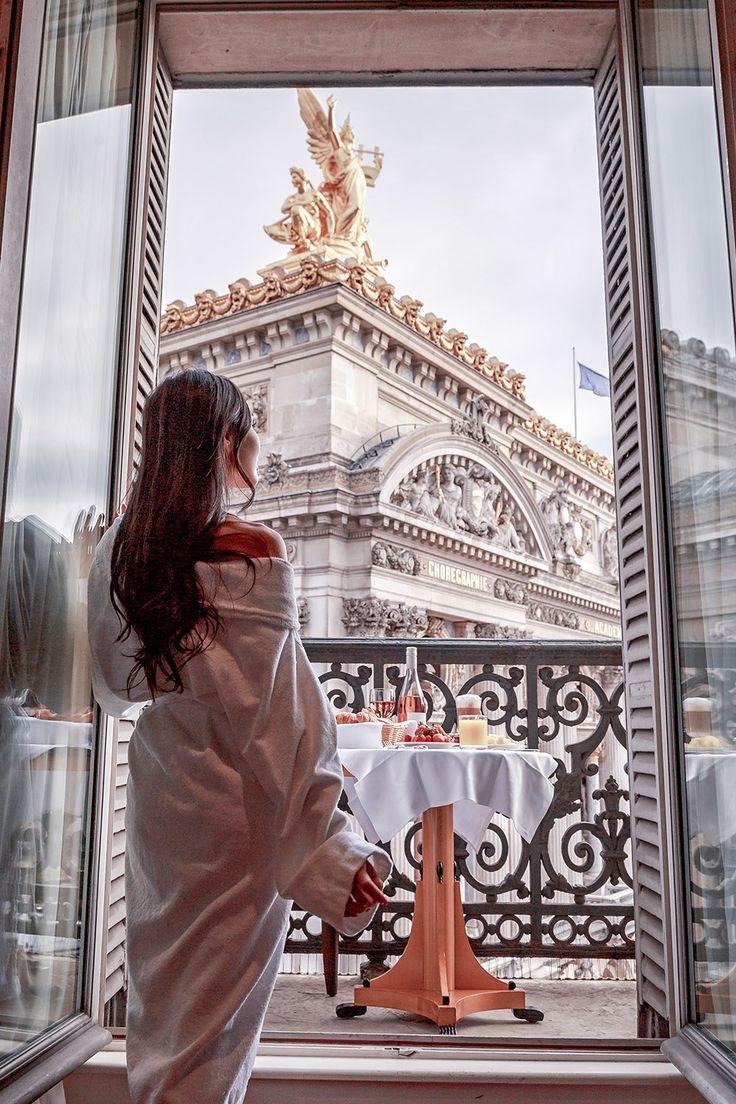 Intercontinental Paris Le Grand - The Best Views of Palais Garnier