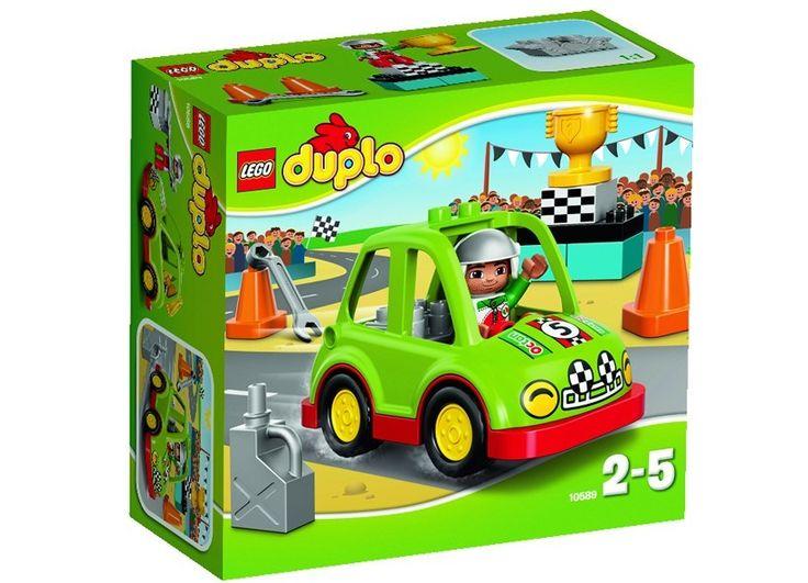 LEGO - LEGO DUPLO, Masina de raliuri -