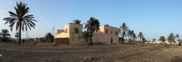 Midoun, club med la fidele, sur l'ile de djerba en tunisie ^^ Voyage en 2010