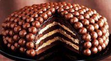 Рецепты тортов|Торт Maltesers cake | РУССКАЯ КУХНЯ