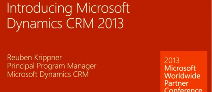 Microsoft Dynamics CRM development- An optimistic approach by CRM developers towards betterment | Latest technology news, Latest Technology Updates, social media experts - T
