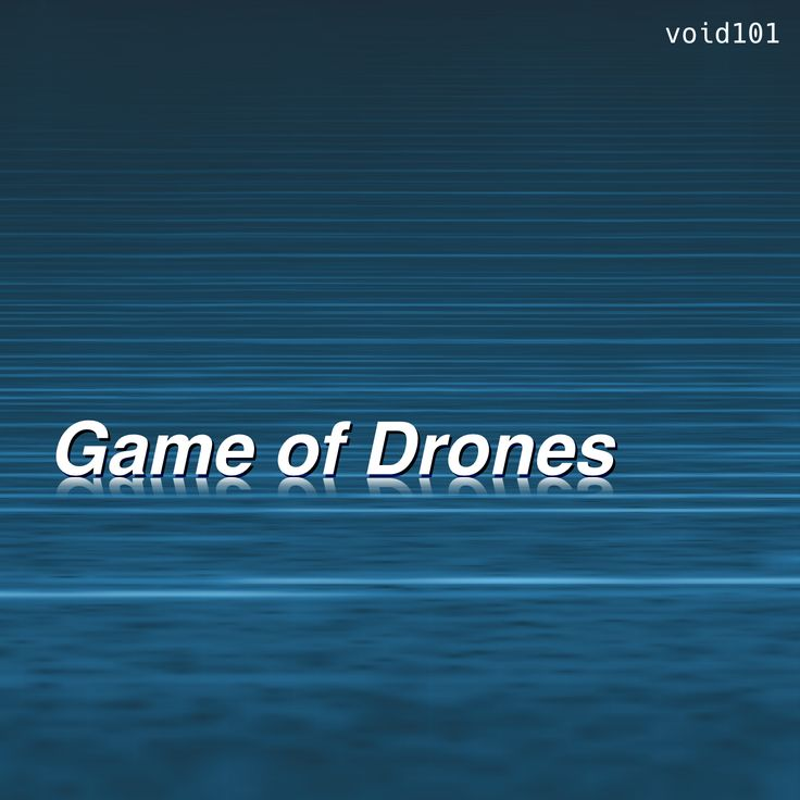 Game of Drones – Pure Drone madness.