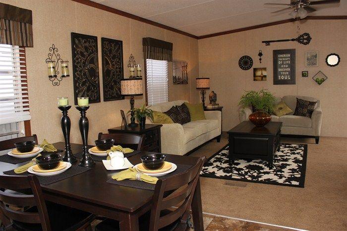17 best images about lovely living rooms mobile manufactured homes on pinterest home. Black Bedroom Furniture Sets. Home Design Ideas