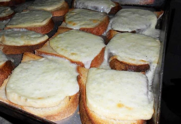 bruschette formaggio #cheese #ricettedisardegna #sardegna #sardinia #food #recipe