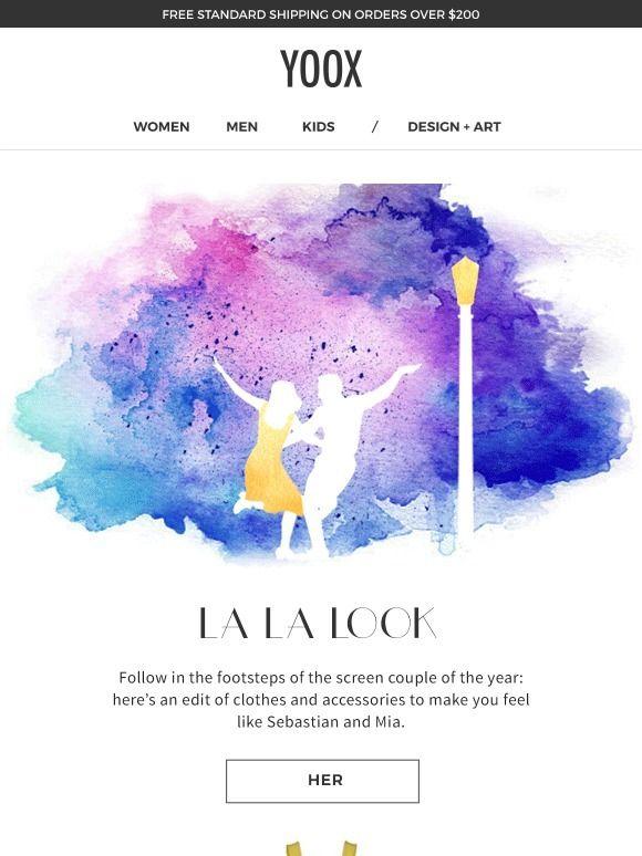 🎶 La La Look - Get Inspired - YOOX
