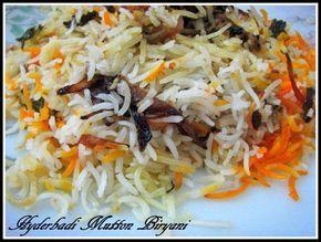 Love@First Bite !!!!!!!!: Hyderabadi Mutton Dum Biryani