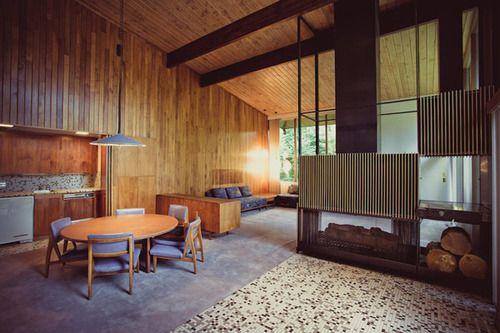 modern wood
