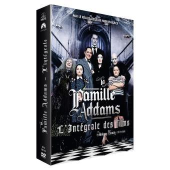 La famille Addams - Les valeurs de la famille Addams Coffret 2 DVD