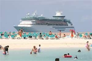 Royal Caribbean's Majesty of the Seas, best 4 day cruise ever!!!