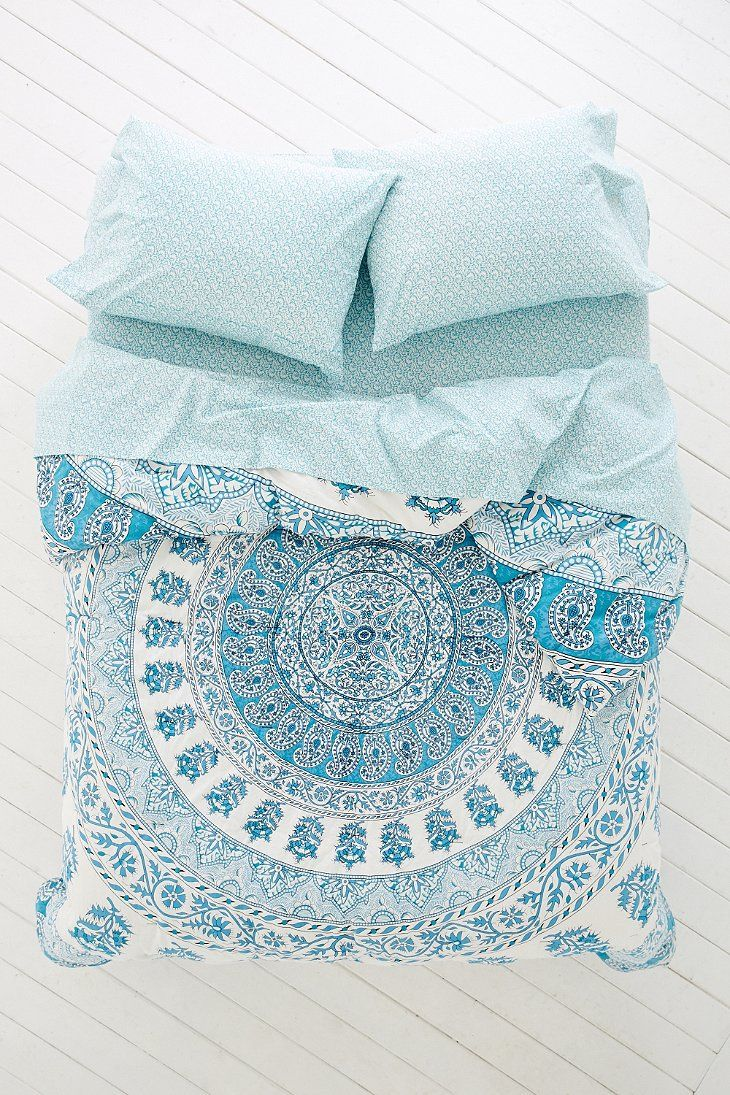Bedding jardin collection bedding collections bed amp bath macy s - Plum Bow Kerala Medallion Bed In A Bag Snooze Set Urban Urban Outfitters Bedroomdorm Bedding