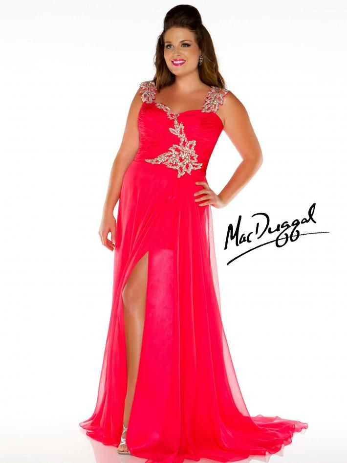 Love this dress :) Would probably want it in black instead of red though, but still super pretty!!!