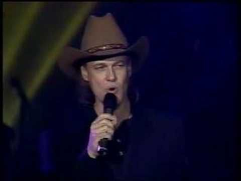 Ricky Van Shelton - Tears Will Never Stain The Streets..