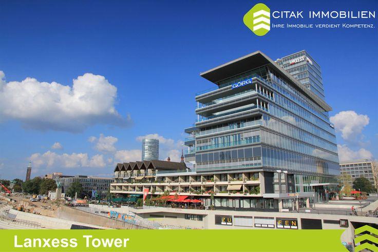 Köln-Deutz-Lanxess Tower