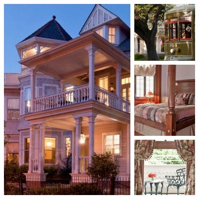 Looking for the best place to stay in New Orleans? Check out the unique rooms and New Orleans vacation packages at Grand Victorian Bed & Breakfast. #neworleans #vacation
