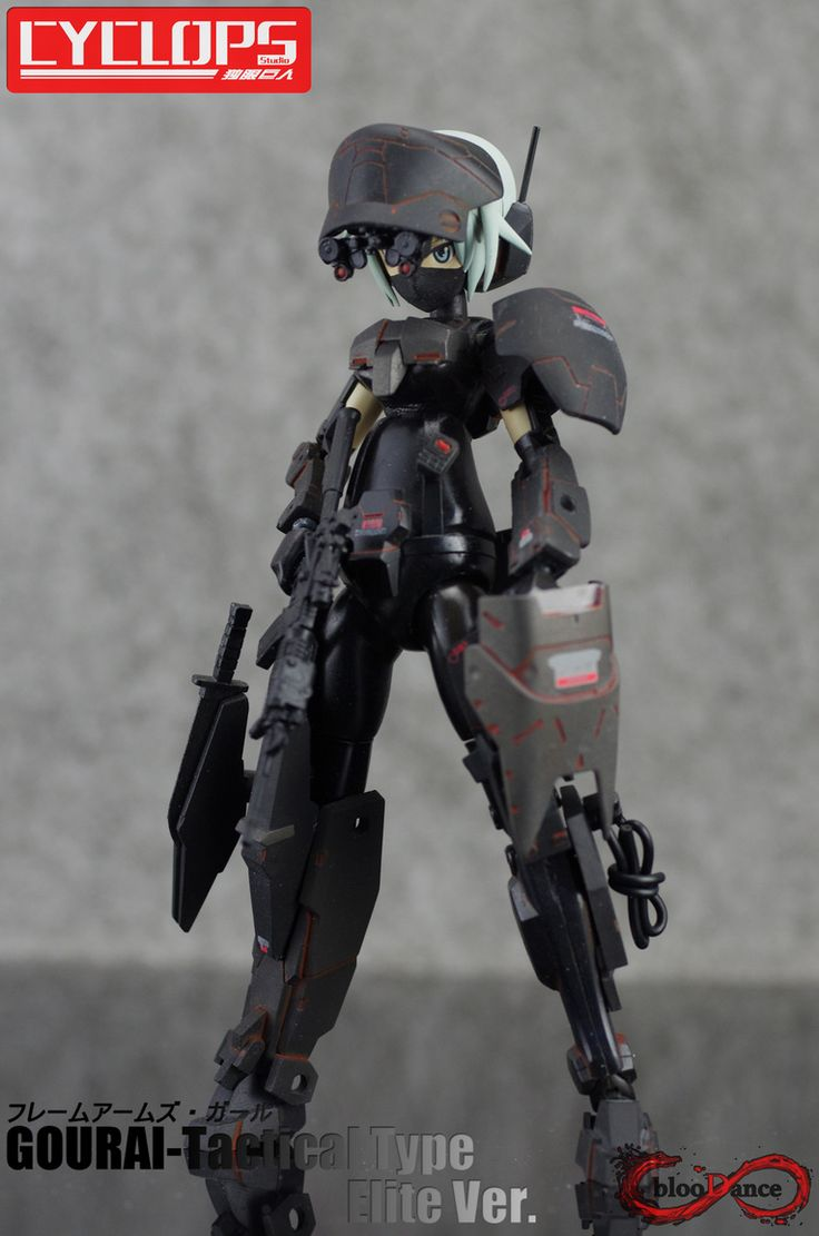 FAG GOURAI-Tactical Type Elite Ver. サブ画像2