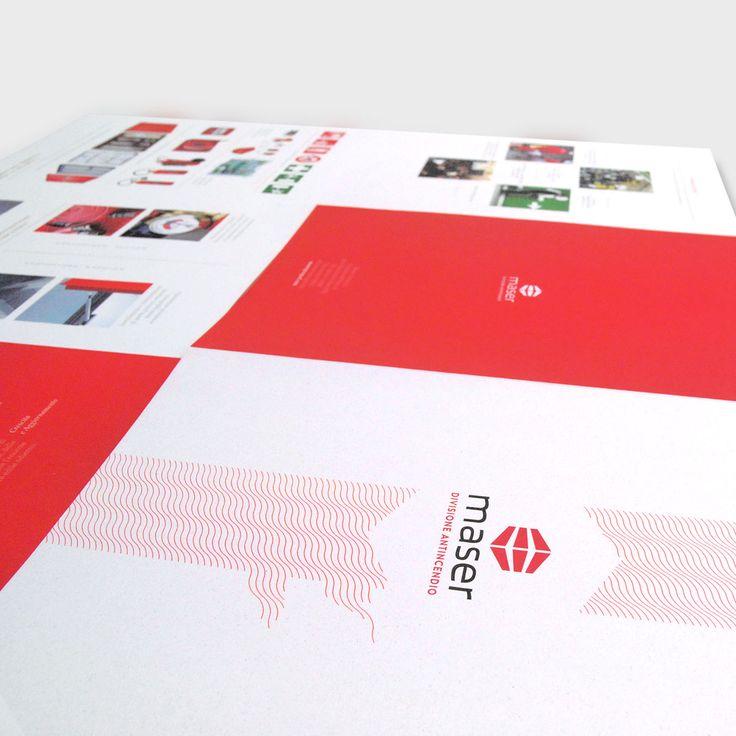 Progetto: maser group - brochure antincendio