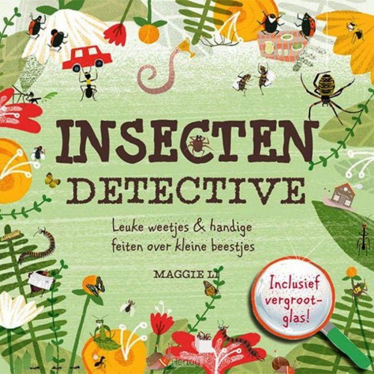 uitgeverij kosmos insecten detective | ilovespeelgoed.nl