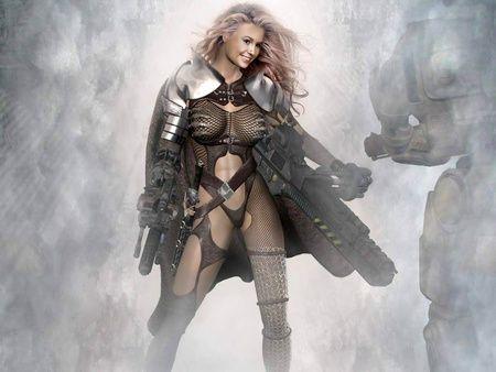 Future Warrior