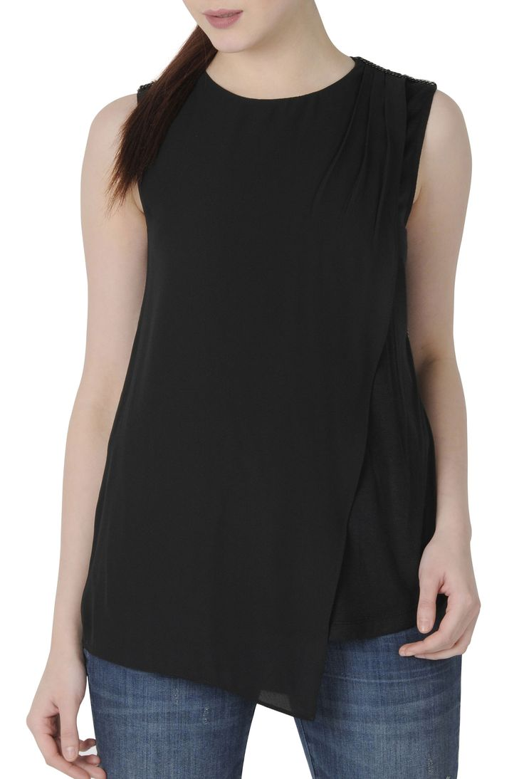 Women's designer clothing - Women's Blouses - Ladies Going Out Tops, Plus Going Out Tops, Halter Tops - | eShakti