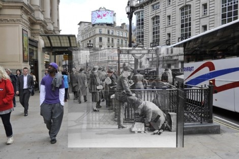 The Museum of London has launched a new Augmented Reality (AR) application for the iPhone platform that, when launched, allows the user to view historic images superimposed over the visible world (via iPhone camera and screen).