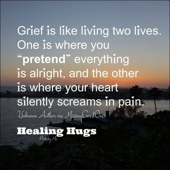 Grieving Quotes Unique 44 Best When Grieving Quotes Images On Pinterest  Grieve Quotes