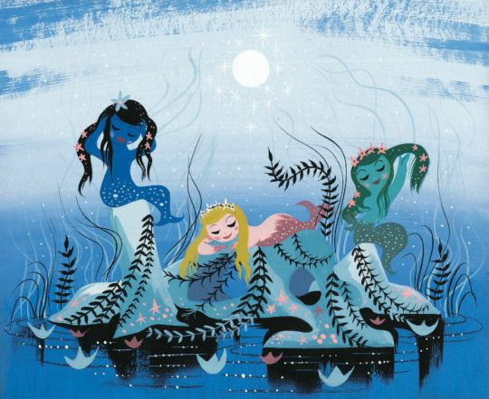 Visual Development from Peter Pan by Mary Blair  - Disney Concepts & Stuff