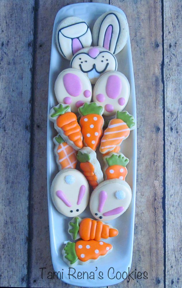 Easter Mini's       http://www.tamirenascookies.blogspot.com