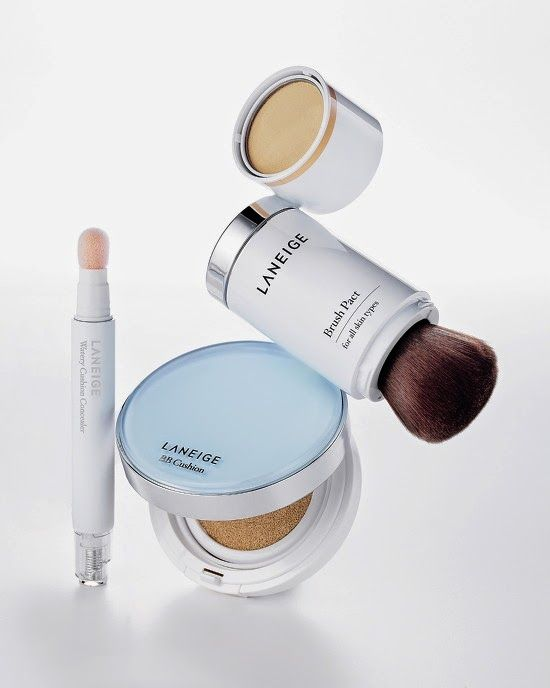 Laneige Makeup Products ~ Gleaming Skin