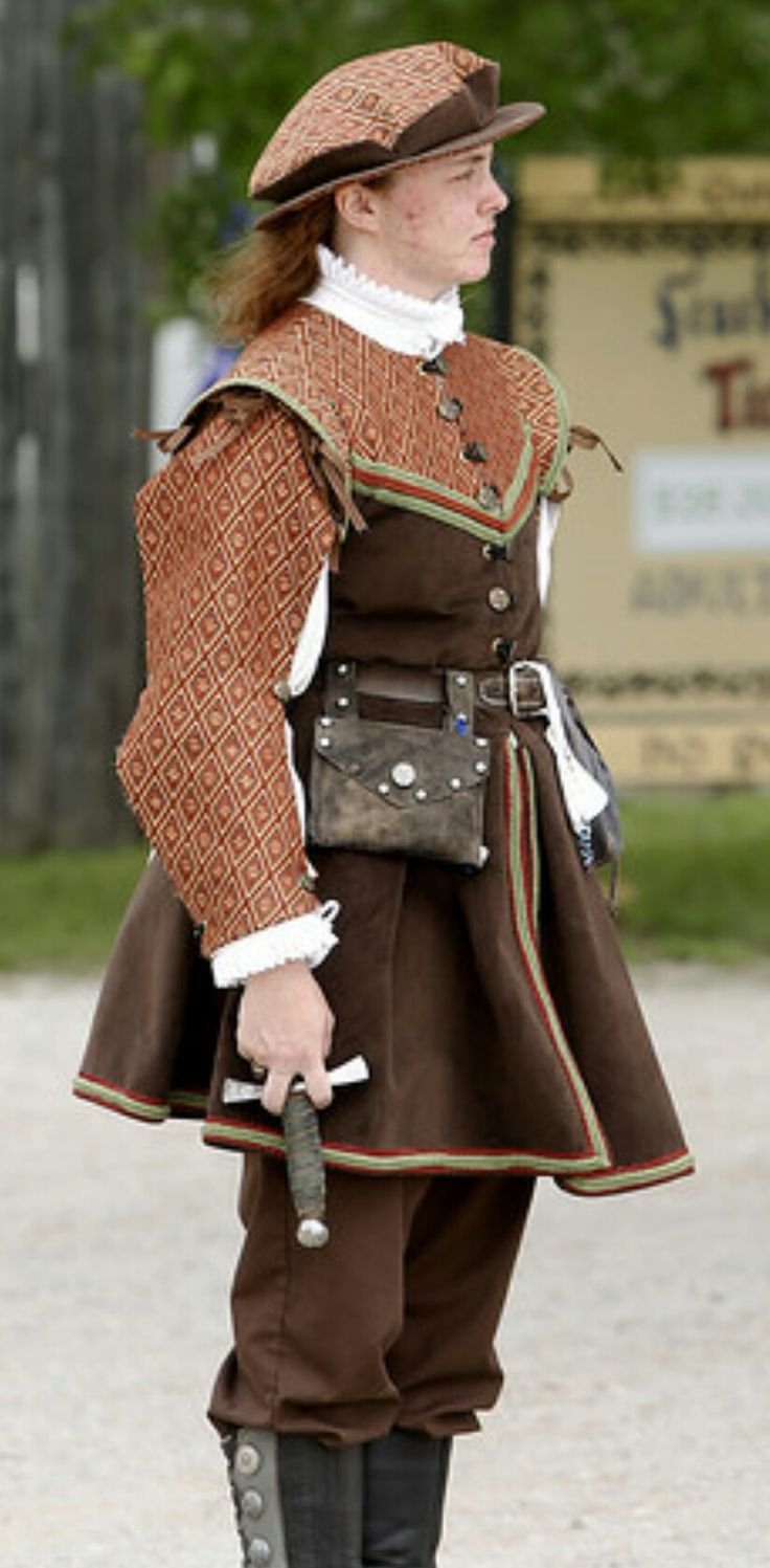 Renaissance Fairs: 25+ Best Ideas About Men's Renaissance Costume On