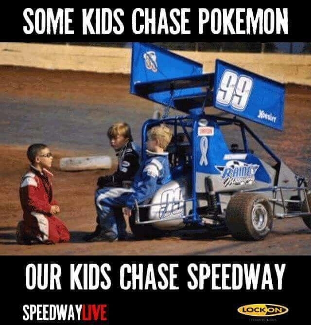 Dirt Race Car Slogans