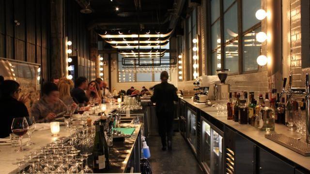 Le Serpent: le restaurant qu'on attendait tant…   NIGHTLIFE.CA