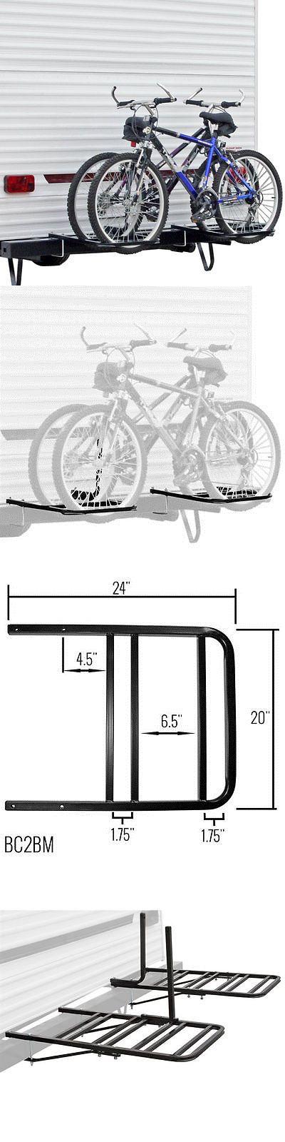 Car and Truck Racks 177849: Rv Bumper Bike Rack - 4 Bike Motorhome Bike Carrier -> BUY IT NOW ONLY: $99.99 on eBay!